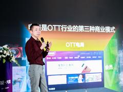 电视淘宝CEO王磊:电商是OTT的第三种商业模式