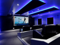 家庭影音室如何搭建?选择当贝投影D1手把手教你轻松搭建!