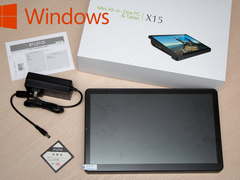 Windows10一体机,品铂X15开箱