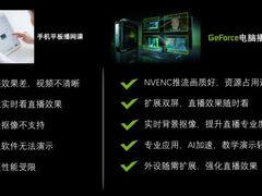 """解决设计类网课教学""""短板"""",线上教育首选GeForce电脑"""